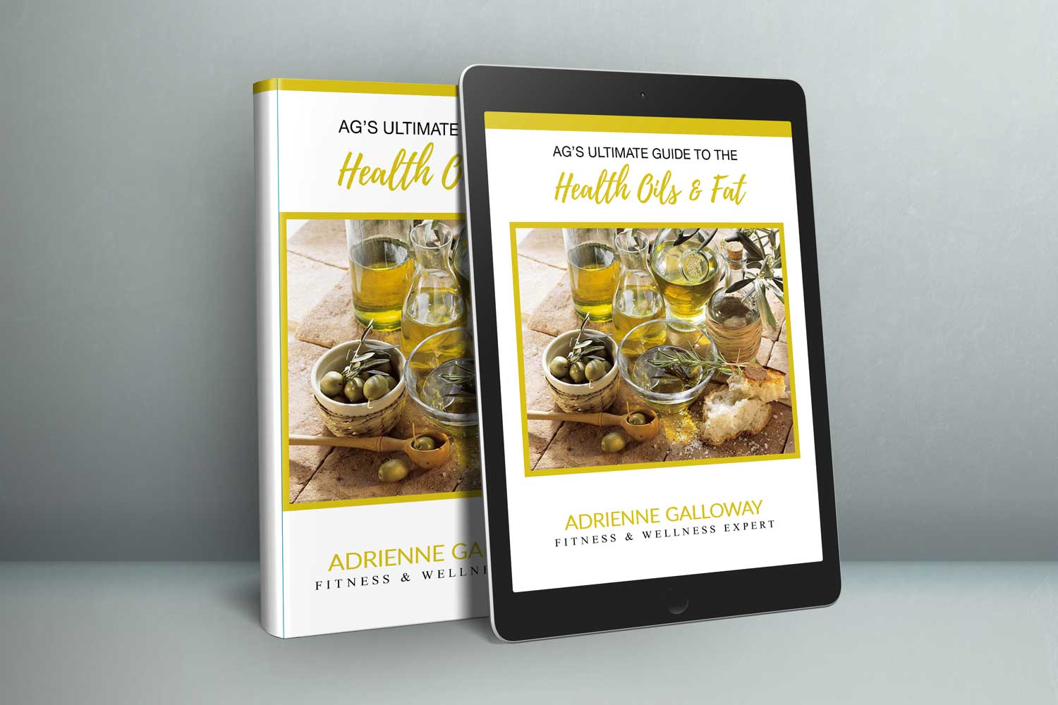 Healthy Oil and Fats eBook