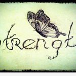 STRENGTH within…